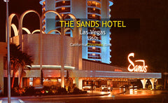 THE SANDS HOTEL - Las Vegas, Nevada