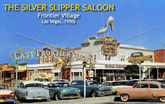The Silver Slipper Saloon, Frontier Village, Las Vegas, 1950s