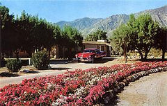 Cottage at the Smoke Tree Ranch, Palm Springs c.1955