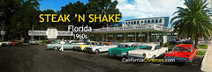 LUNCH TIME at Steak 'n Shake, Winter Park, Florida