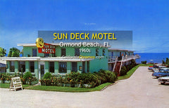 SUN DECK MOTEL, Ormond Beach, Florida