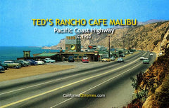 Ted's Rancho Cafe Malibu, c.1955