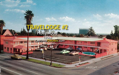 The Travelodge Hollywood, c.1955