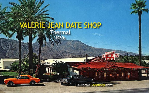 Valerie Jean Date Shop Thermal, c.1967