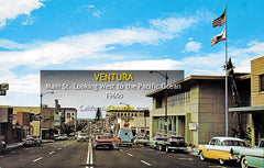 MAIN STREET - Ventura, California