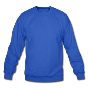 Crewneck Sweatshirt - royal blue