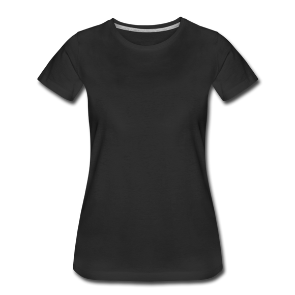 Women's Premium T-Shirt - black