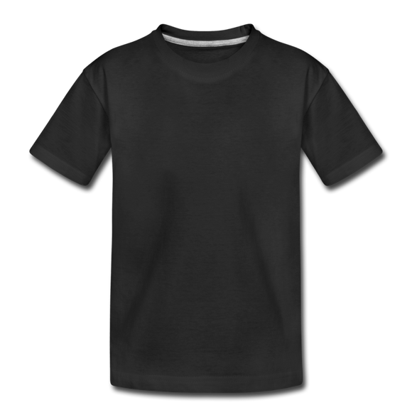 Kid's Premium Organic T-Shirt - black