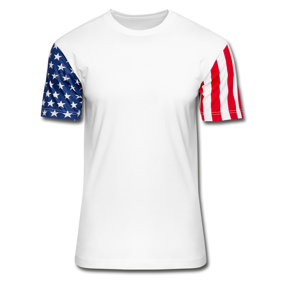 Stars & Stripes T-Shirt - white