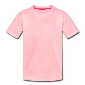 Toddler Premium T-Shirt - pink