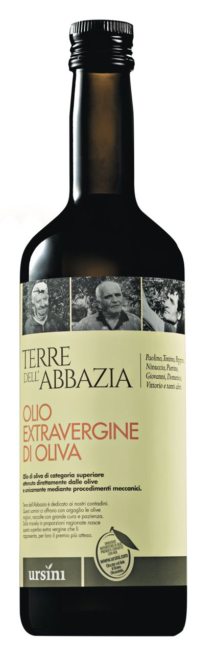 Natives Olivenöl extra Terre dell'Abbazia 750ml