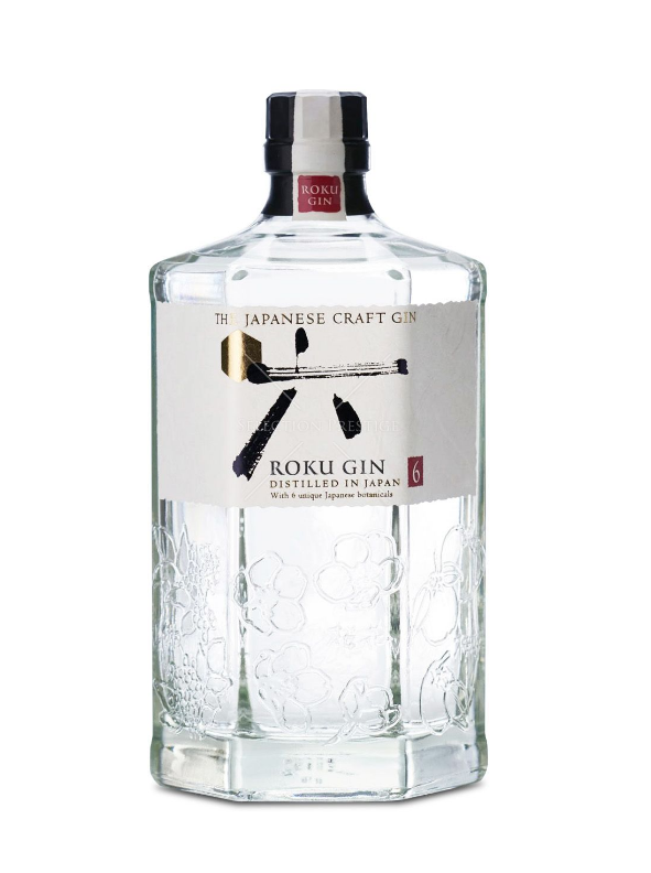Roku Japanese Craft Gin 0,7 l (43,0 %/Vol.)