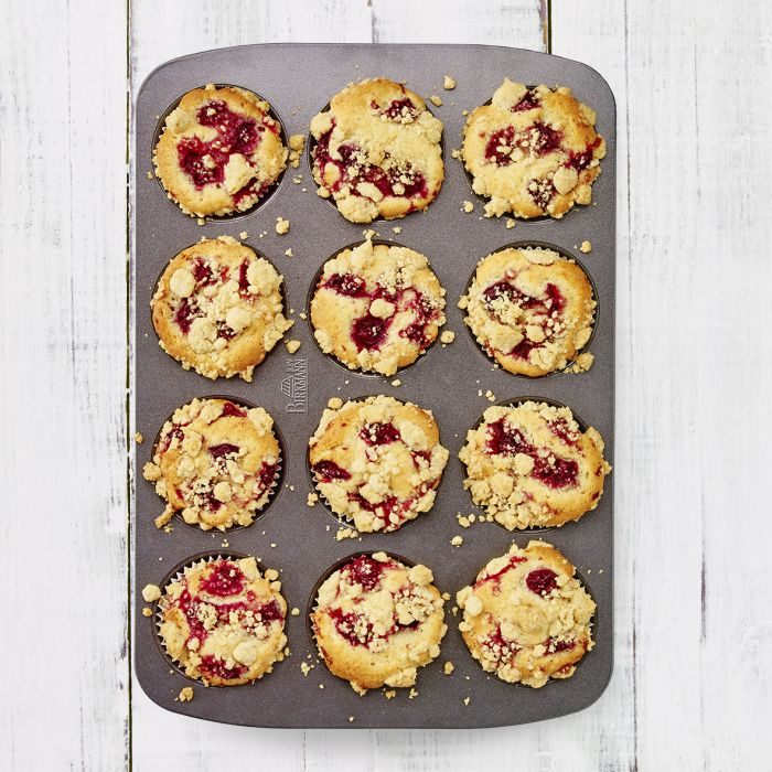 Muffinform, Easy Baking, 12-fach, Ø 7 cm