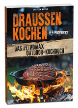 Lade das Bild in den Galerie-Viewer, Das Petromax Outdoor Kochbuch - Feinkost powered by Innkaufhaus