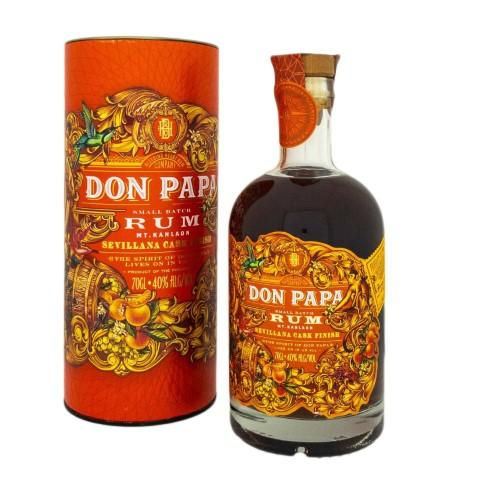 Don Papa Sevillana Cask 40%Vol 700ml - Feinkost powered by Innkaufhaus