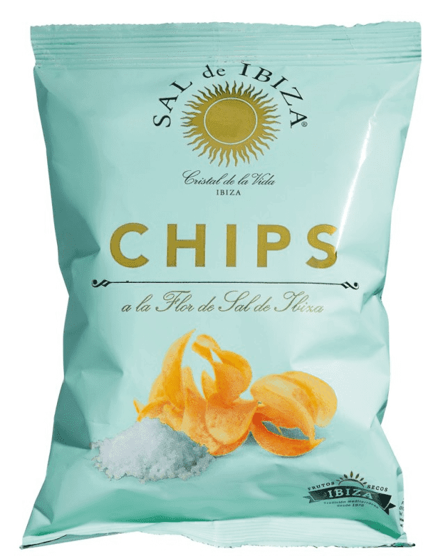 Kartoffelchips mit Salz 45g - Feinkost powered by Innkaufhaus