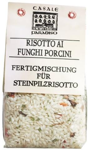 Risotto mit Steinpilzen 300g - Feinkost powered by Innkaufhaus