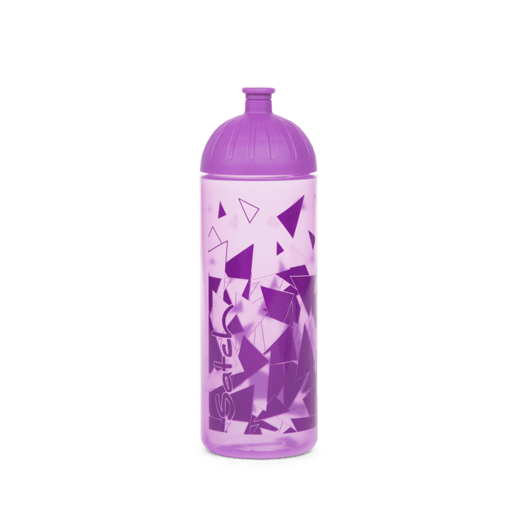 satch Bottle - Lila - Trinkflasche Lila - Feinkost powered by Innkaufhaus