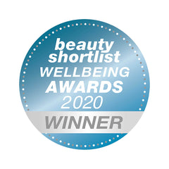 Certification for Therapie Roques-O'Neil as the winner of the 2020 Beauty Shortlist for Best Bath Product