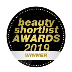 Certification for Therapie Roques-O'Neil as the winner of the 2019 Beauty Shortlist for Best Bath Product