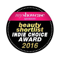 Certification for Therapie Roques-O'Neil as the winner of the 2016 Beauty Shortlist for Best Aromatherapy Brand