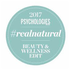 Certification for Therapie Roques-O'Neil as the winner of the 2017 Psychologies Magazine for Best Bath Product