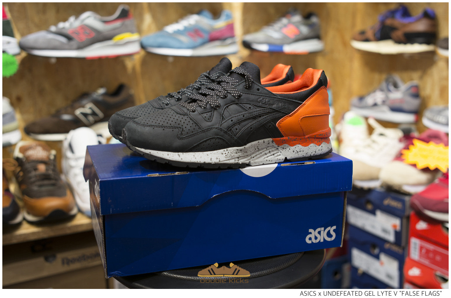asics gel lyte v false flag buy