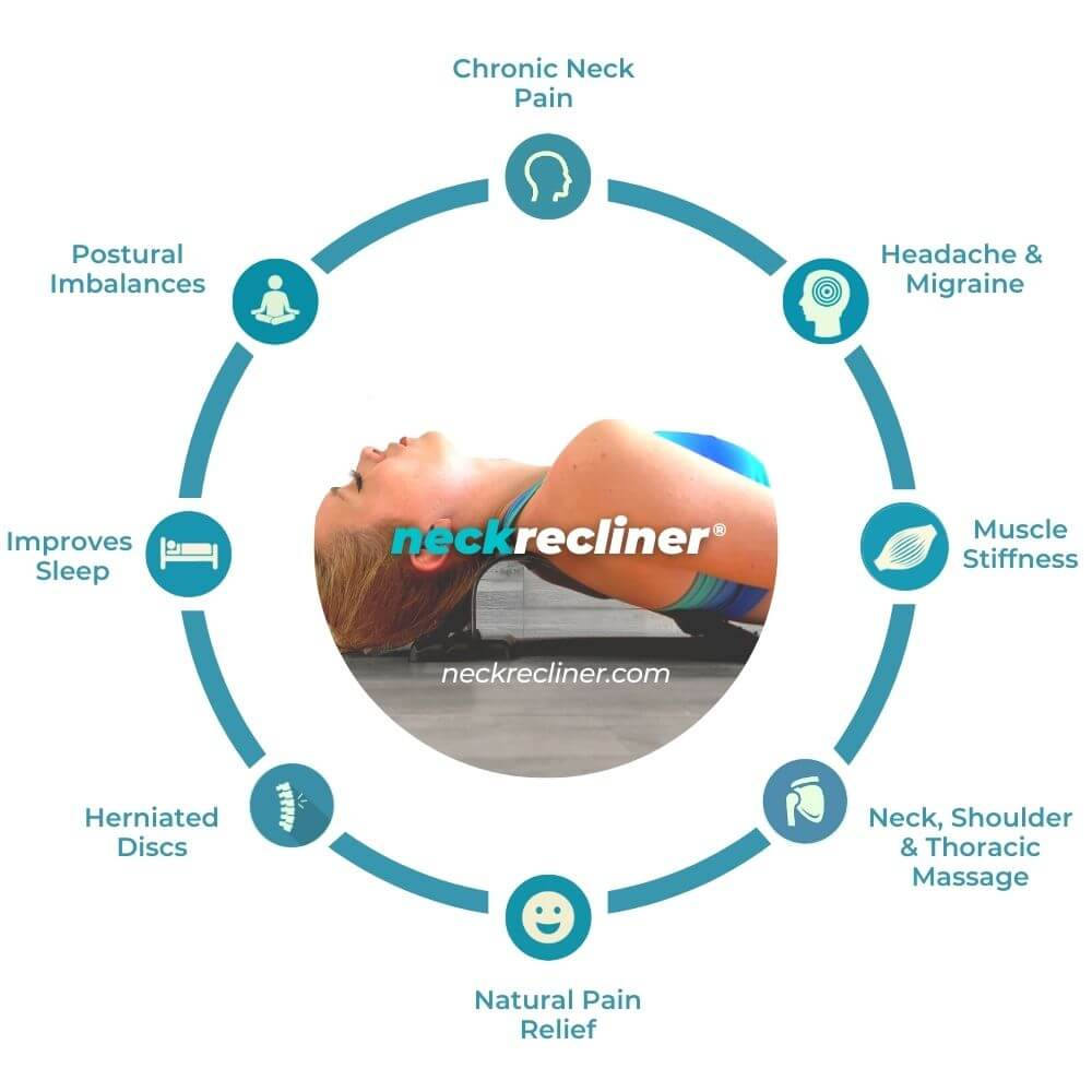 neck recliner benefits cervical traction pain relief