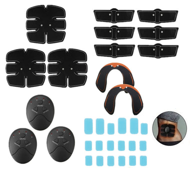 KALOAD 32pcs/set ABS Stimulator Hip Trainer Buttocks Lifter Abdominal Muscle Trainer Sports Fitness Body Shaping