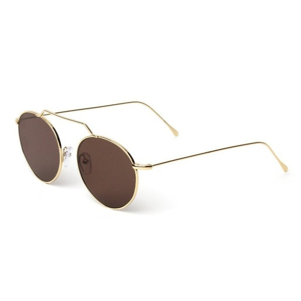 ILLESTEVA WYNWOOD 2 GOLD/BROWN FLAT