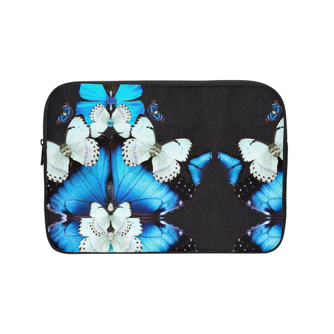 Iron Butterfly Print Laptop Sleeve