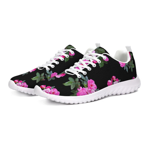 Roses for Days Athletic Shoe
