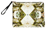 Fool's Gold - Canvas Wristlet