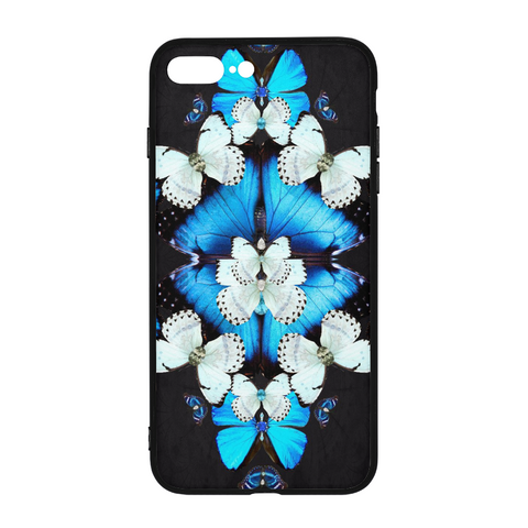 Iron Butterfly Print iPhone 8 Plus Case