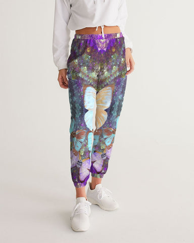 Big Blingy Starry Night Women's Track Pants