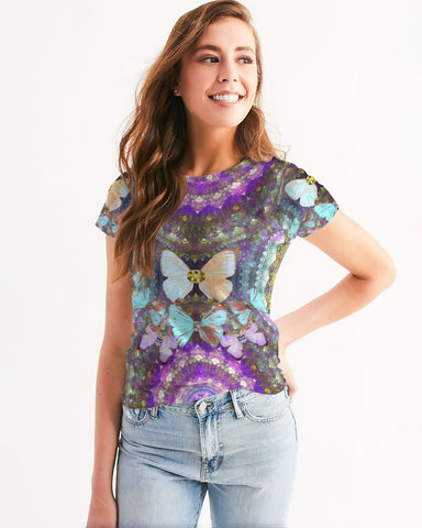 Big Blingy Starry Night Women's Tee