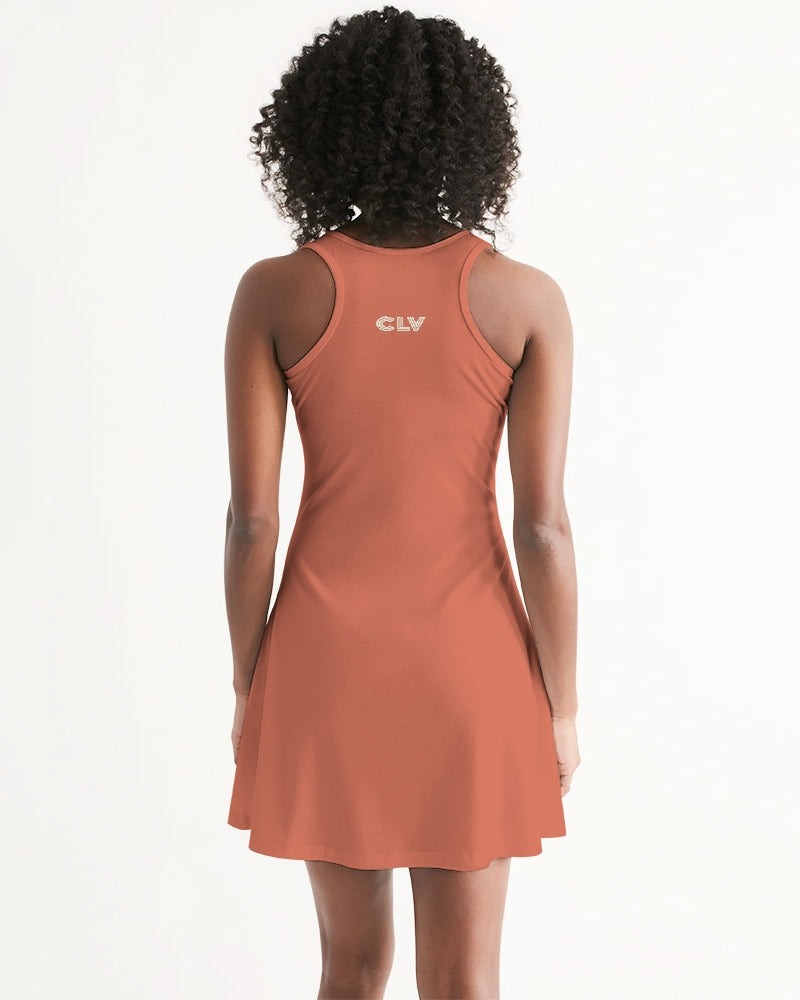 CLV = 155 Japonica Women's Racerback Dress