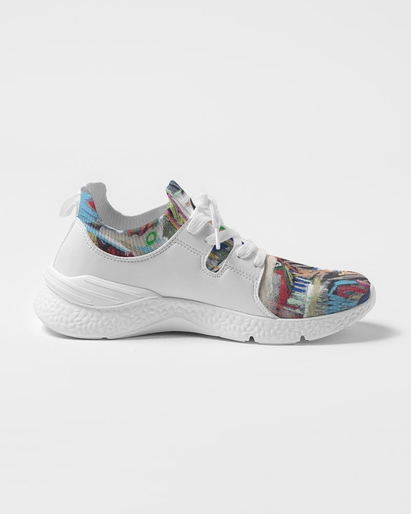 Reconstruction of Change Women's Two-Tone Sneaker
