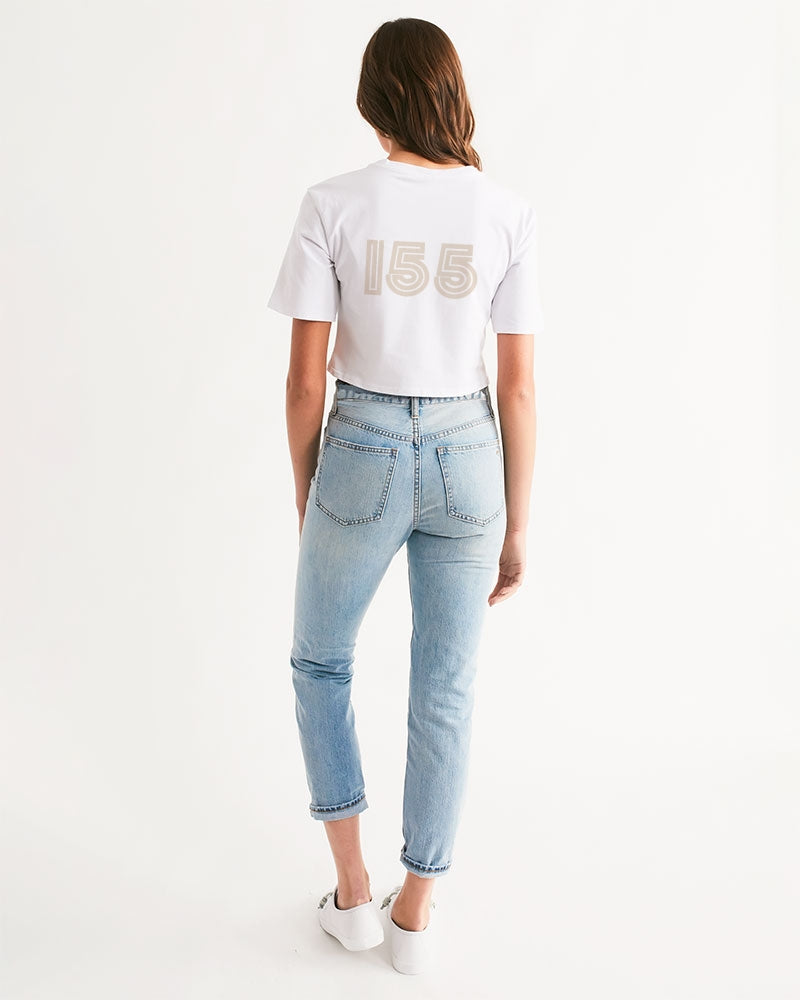 Cholvie e1ba9b Women's Cropped Tee