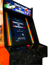 Load image into Gallery viewer, Switch 'N' Shoot Arcade Cabinet