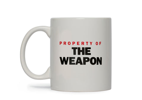 PROPERTY OF THE WEAPON