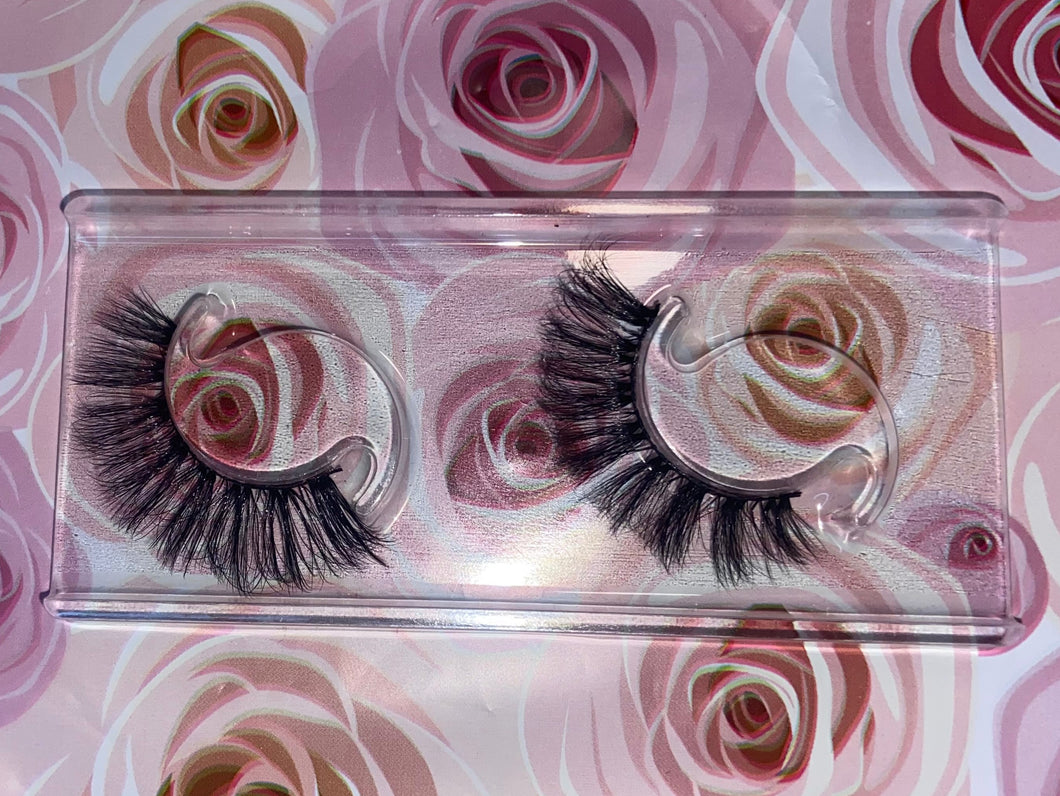 BUTTERFLY 3D MINK LASHES