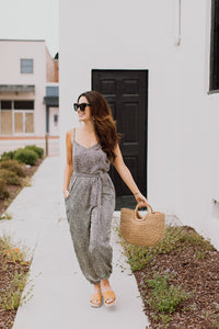 Summer Jogger Jumpsuit