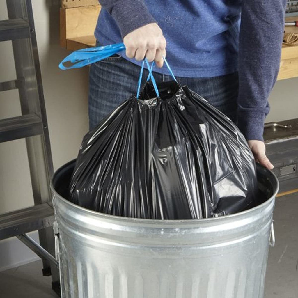 Can Liner 2 New Version Hefty Strong Large Trash//Garbage Bags
