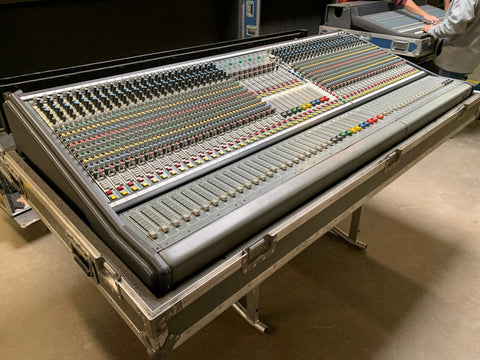 Used Midas XL250 Analog Mixing Console