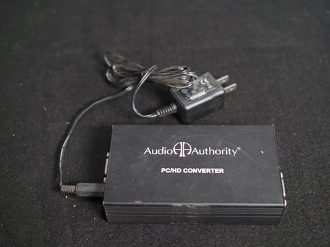 Audio Authority PC/HD Converter