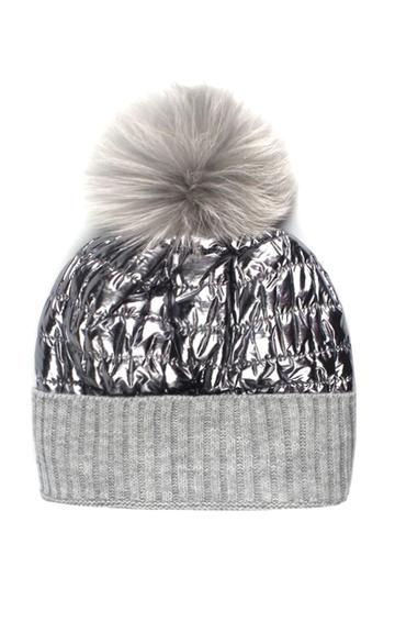 Metallic Hat
