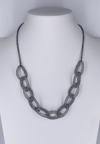 Multi Link Necklace