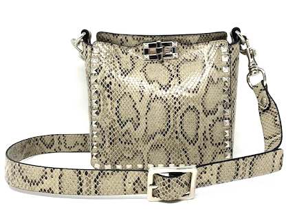 Snake cross body