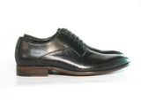 Gingers for Gentlemen CAPRI 3 black leather Oxford.